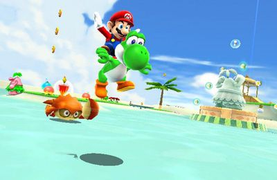 Super Mario Galaxy And The NintendoDifference