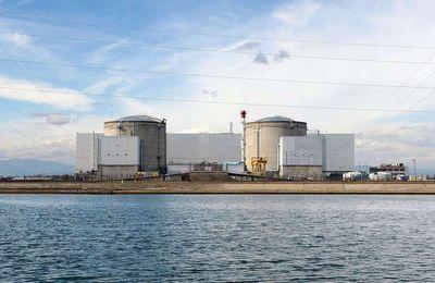 Fessenheim : des salariés menacent de ne pas arrêter le réacteur