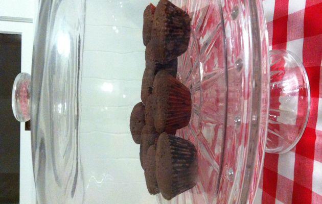 Jess's dark coffee muffins