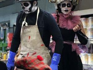 Echassiers Halloween
