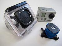 Un support pour Caméra GoPro Hero2 ou GoPro Hero3