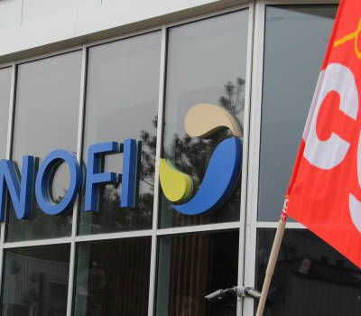 Vitry-sur-Seine – Sanofi : manif contre la suppression de postes de chercheurs