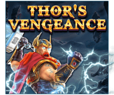 machine a sous Thor's Vengeance logiciel Red Tiger Gaming