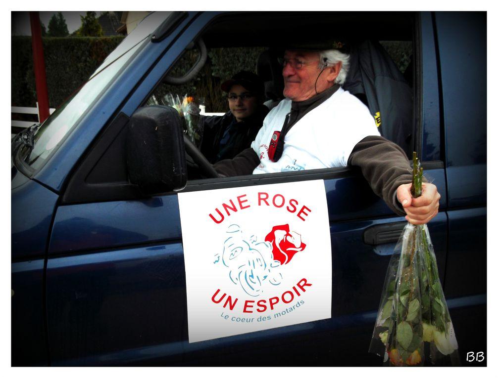 Une Rose Un Espoir 2013 secteur de Saint Julien-Lès-Metz