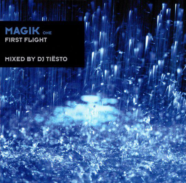 Tiësto compilation: MAGIK 1, mix, tracklist, buy, First Flight