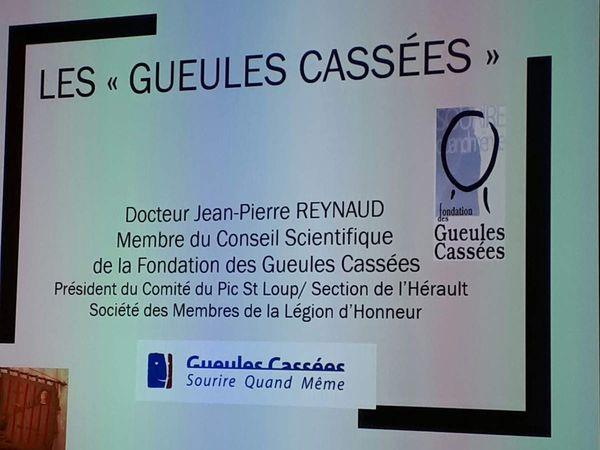 """""""LES GUEULES CASSEES DE LA GRANDE GUERRE"""""""