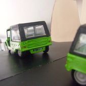 CITROEN MEHARI 1969 1/43 LES MINIATURES DE NOREV - car-collector.net