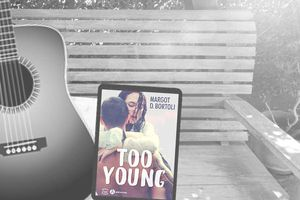 Too Young - Margot D. Bortoli aux éditions Addictives
