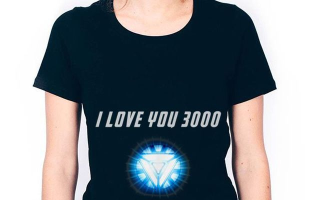 Premium I Love You 3000 Shirt