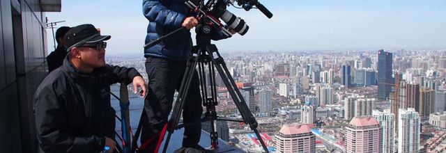 "National Geographic Channl s'offre le documentaire ""China From Above"""