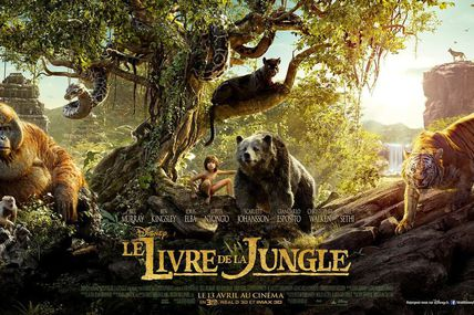 critique de LE LIVRE DE LA JUNGLE (2016)