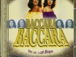 baccara, une formation musicale composée de 2 chanteuses et danseuses espagnoles découvertes par le producteur allemand rolf soja