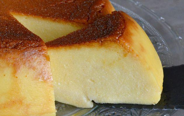 Gâteau de semoule (au cookeo)