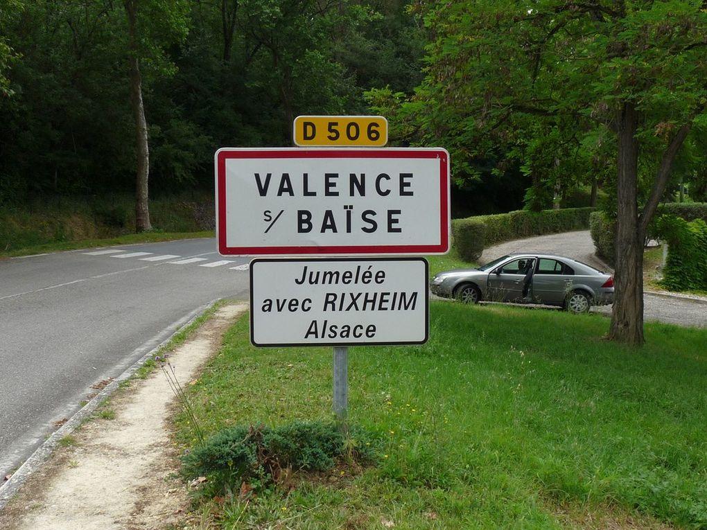 VALENCE SUR BAÏSE  , 32310
