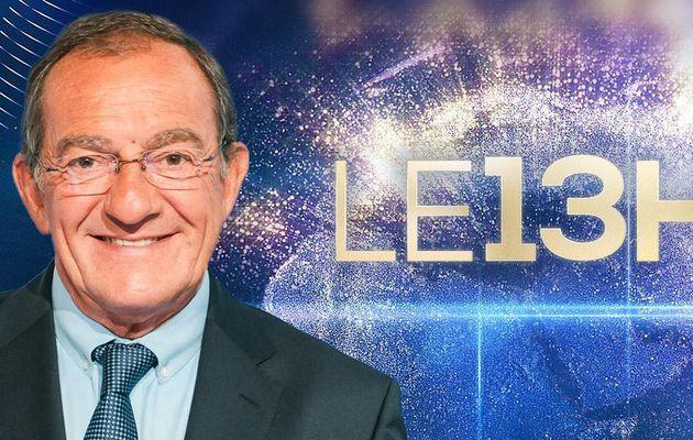 Le JT du 13h de TF1 du 26 février