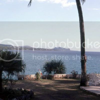 Photo de Vue vers Moroni (Les Comores)