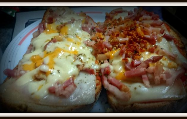 tosta-pizza