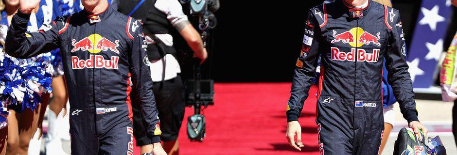 Toro Rosso aligne Brendon Hartley et Pierre Gasly à Mexico