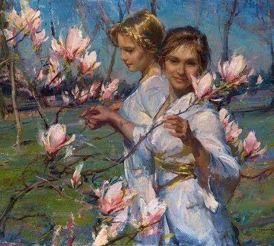 """""""Les Fleurs éclosent à l'ombre. Le mystère divin et le mystère humain ne sont qu'un mystère. Souviens-toi de la fragilité des choses humaines. La richesse de la rose, c'est sa fragilité. La gloire est une plénitude qui dure."""""""
