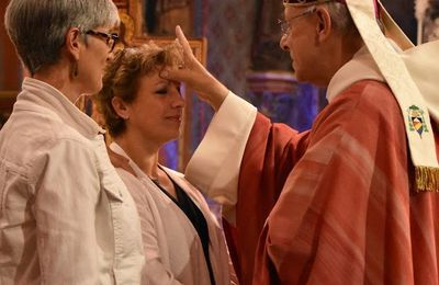 Le sacrement de la confirmation