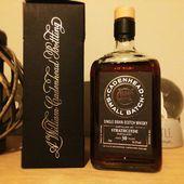 Strathclyde 30Y - Cadenhead - Passion du Whisky
