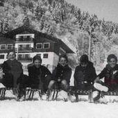 Retour dans le passé de stations de sports d'hiver (3/4) : la première classe de neige, c'était il y a 70 ans - Le journal de 13h | TF1