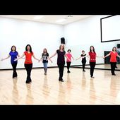 Cruel Intentions - Line Dance (Dance & Teach in English & 中文)