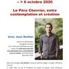 Le Père Chevrier, entre contemplation et création    -- >   6 octobre 2020 = 18 h 30