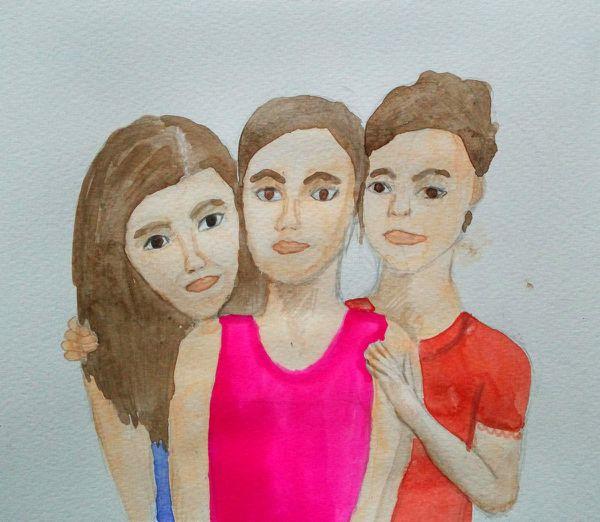 Portraits - Ados