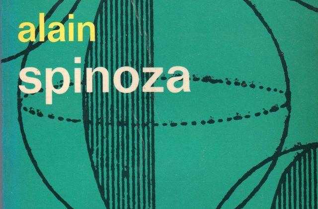 Spinoza et l'intuition par Alain