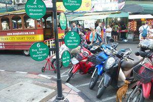 Bangkok (19) ... Un début de voyage sous le signe de la rencontre
