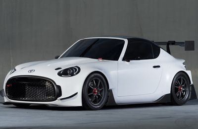 2016 Toyota S-FR Price and Specs