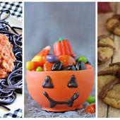 17 recettes effrayantes hyper faciles pour fêter Halloween