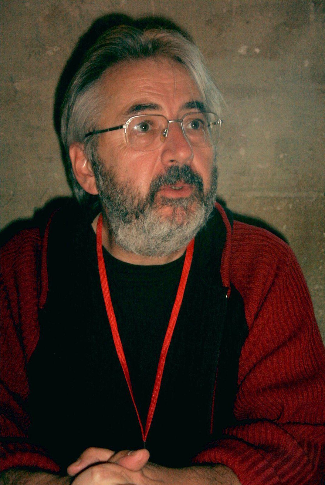 Gérard Streiff est prévu pour nous parler de son abécédaire amoureux du communisme le 24 novembre à Morlaix pour la rentrée des Mardis de l'éducation populaire et le 25 novembre au Relecq-Kerhuon