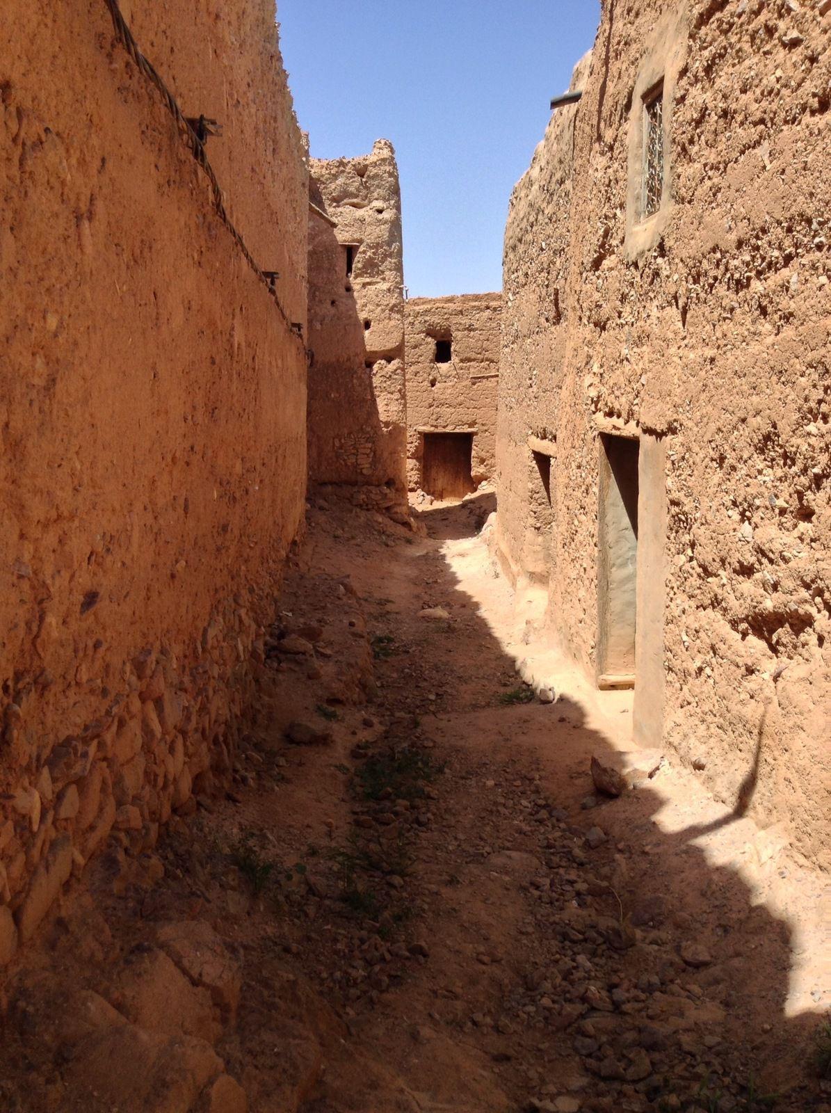 אחד מהביקורים המיוחזים של הטיול במרוקו של לידי סיון