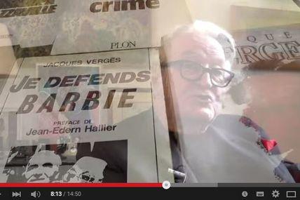 Jacques Vergès by Roland Dumas / Lecture Protche (#TrailerFilmVergès)