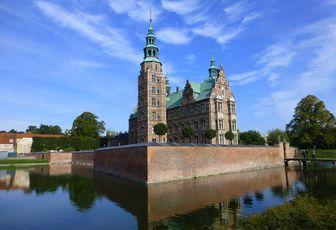 Copenhague Septembre 2018 - p2 : Rosenborg, Smorrebrod et bateau