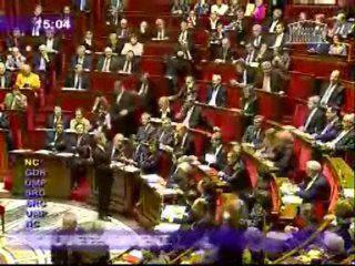 Intervention d'Hervé de Charrette à l'Assemblée nationale