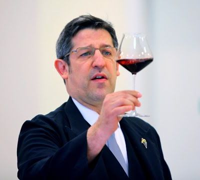 Meilleur sommelier d'Europe : Eric Zwiebel analyse son parcours