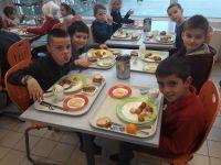 Noël à la restauration scolaire !