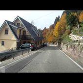 Goldwing Retour par la schwartwald et le mummelsee 8