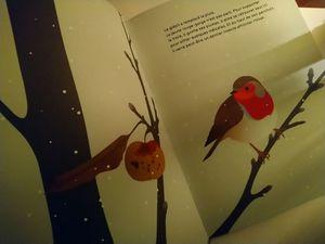 L'oiseau sur la branche de Anne Crausaz, éditions MeMo