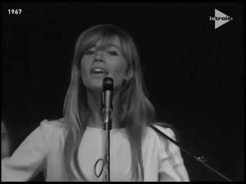 Vidéo et paroles : La maison où j'ai grandi - Françoise Hardy