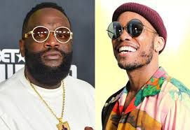 Anderson .Paak feat. Rick Ross - Cut em in