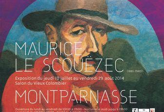 Le Scouëzec à Paris