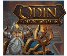 machine a sous Odin: Protector of Realms logiciel Play'n Go