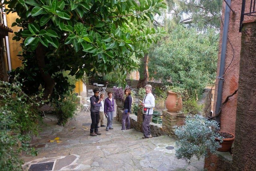 Séjour à Collobrières et Bormes - jour 2