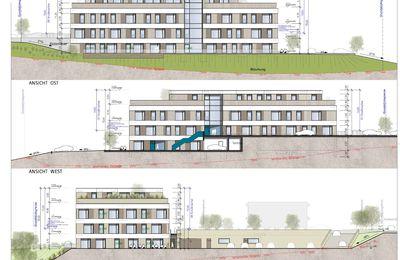 Veitshöchheimer Hauptausschuss erteilte das gemeindliche Einvernehmen für Andrea Mehligs Ärztezentrum mit Fitness-Studio - Vorstellung Planung und Konzept
