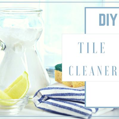 The Best Tile Scrub Recipes