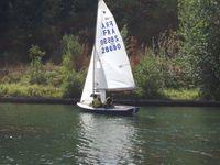 Un dimanche d'Août au Yachting Club du Pays de Fontainebleau (YCPF)